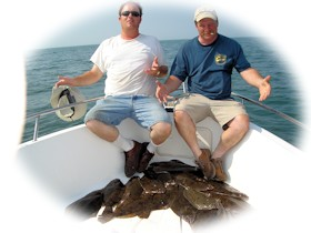 Saltwater fishing, click here for a larger image...